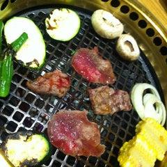 Photo taken at Gyu-Kaku Japanese BBQ by DaYeon S. on 12/2/2012