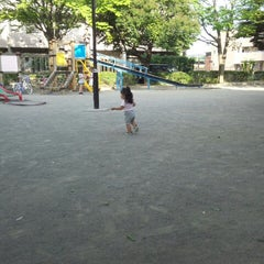 Photo taken at 東葛西さくら公園 by H T. on 7/2/2013