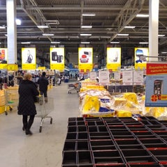 Photo taken at Selgros Cash&Carry by Alex K. on 2/1/2013