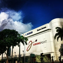 Photo taken at Jurong Point by Alvin W. on 10/27/2012