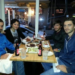 Photo taken at Philadelphia Bar and Restaurant by Serkan N. on 9/18/2013
