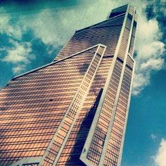 Снимок сделан в Башня «Федерация» / Federation Tower пользователем Alex O. 6/14/2013