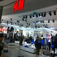 Photo taken at H&M by Dar B. on 1/6/2013