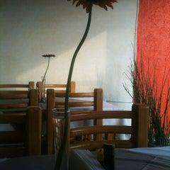 Photo taken at Manduka by Candy O. on 11/16/2012