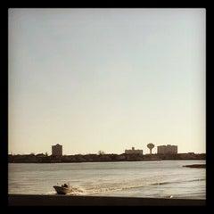 Photo taken at Margate Bridge by Andrew B. on 12/1/2012