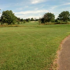 Photo taken at Briarwood Golf Course by Justin S. on 9/15/2012