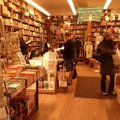 Photo taken at Book Culture (Broadway) by Traci K. on 10/29/2012