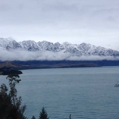 Photo taken at Mercure Resort Queenstown by Mandy C. on 7/13/2014