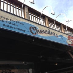 Photo taken at Chowders by Brian K. on 11/19/2012