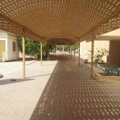 Photo taken at Taibah University | جامعة طيبة by Fahad A. on 9/11/2013