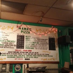 Photo taken at Hot Mama's Pizza by MisterEastlake on 11/25/2014