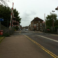 Photo taken at Rainham Railway Station (RAI) by Will G. on 6/16/2013