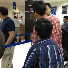 Photo taken at BCA Gondangdia by Atlien M. on 12/27/2012