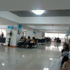 Photo taken at Registro Civil by Erika H. on 8/1/2013