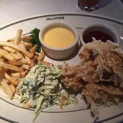 Photo taken at Hillstone Restaurant by Sally J. on 2/10/2015