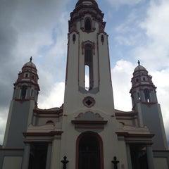 Photo taken at Mausoleo del Libertador Simón Bolívar by Daniel R. on 12/19/2014