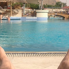 Photo taken at Le Méridien Pyramids Hotel & Spa by Omar M. on 6/7/2013