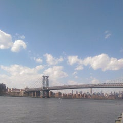 Photo taken at East River Ferry - Schaefer Landing/S. Williamsburg Terminal by Meghan L. on 4/18/2015