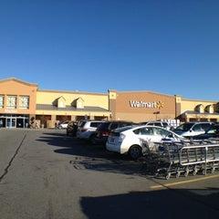 Photo taken at Walmart Supercenter by Monika M. on 11/18/2012