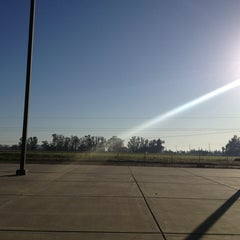 Photo taken at Modesto Amtrak (MOD) by Lisa R. on 3/24/2013