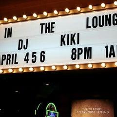 Photo taken at The Lounge by Kiki S. on 3/30/2013
