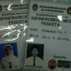 Photo taken at UKMJ Akuntansi STEI Indonesia by Syarifa U. on 2/8/2014