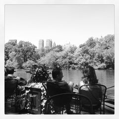 Photo taken at The Loeb Boathouse in Central Park by David G. on 5/27/2013