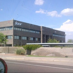 Photo taken at Iqor Inc by Nuning  i. on 7/24/2013