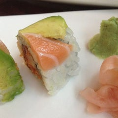 Photo taken at Pacific Rim Sushi by Christy J. on 7/20/2013
