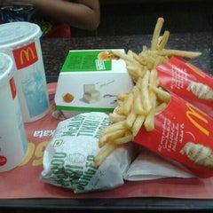 Photo taken at McDonald's by Nandita B. on 3/19/2013