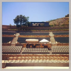 Photo taken at Santa Barbara Bowl by DjLORD on 5/26/2013