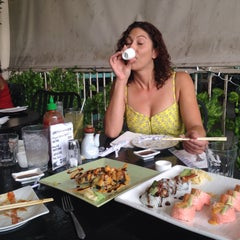 Photo taken at Iron Chef Japanese Cuisine by Carri on 4/11/2015