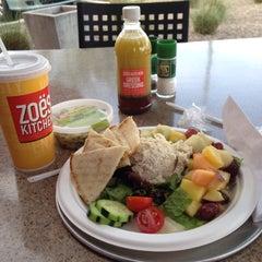 Photo taken at Zoës Kitchen by Carri on 12/15/2014