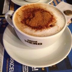Photo taken at Caffè Nero by Emel C. on 10/28/2012