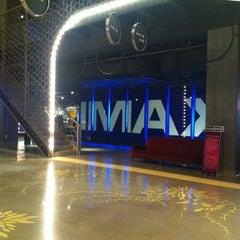 Photo taken at Cinemaximum by Murat G. on 12/21/2012