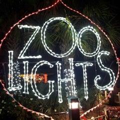 Photo taken at Houston Zoo by Kaleb F. on 12/29/2012
