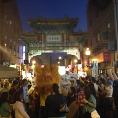 Photo taken at Chinatown by Morgan M. on 10/4/2012