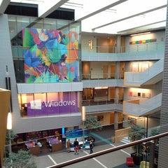 Photo taken at Microsoft Building 37 by Tatiana G. on 12/23/2014