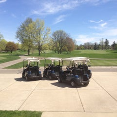 Photo taken at Battle Creek Country Club by TC on 5/5/2013