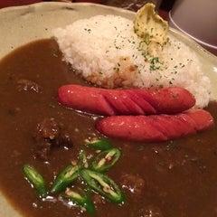 Photo taken at ふら~っと。カレー店 プコ家 by rashisuke on 11/1/2014