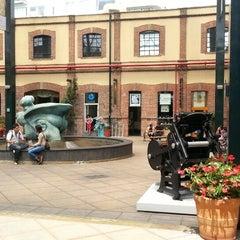 Photo taken at Plaza Loreto by Daniel C. on 7/11/2013