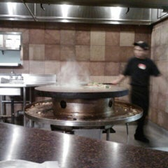 Photo taken at YC'S Mongolian Grill by Melissa K. on 3/30/2013