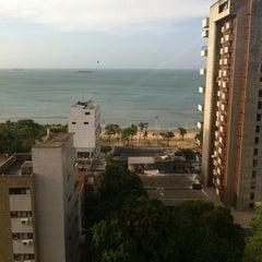 Photo taken at Spazzio Hotel Residence Fortaleza by Joana P. on 10/30/2014