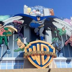 Photo taken at Warner Bros. Studios by Christina B. on 6/19/2015