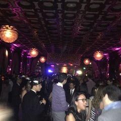 Photo taken at Julia Morgan Ballroom by Daniil B. on 1/1/2015