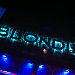 Photo taken at BLONDIE by kyliito z. on 6/30/2013