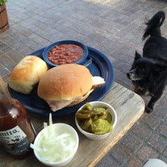 Photo taken at Sonny Bryan's Smokehouse by Kimball A. on 8/20/2014