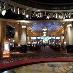 Photo taken at Hollywood Casino Lawrenceburg by Alan C. on 10/23/2012