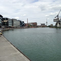Photo taken at Hafen by Michael S. on 6/16/2013