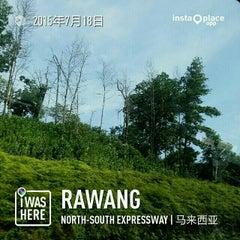 Photo taken at R&R Rawang – South Bound by Yin P. on 7/18/2015